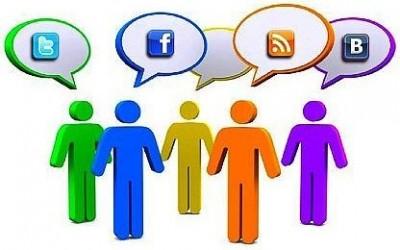 ВебSемки - найденное в сети : Кнопки социальных сетей для