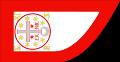 Флаг Богдана Хмельницького